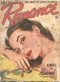 Romance (1938-1954 Popular Publications) Pulp 5th Series Vol. 25 #1