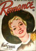 Romance (1938-1954 Popular Publications) Pulp 5th Series Vol. 25 #2