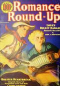 Romance Round-Up (1936-1940 Periodical House) Pulp Vol. 1 #1