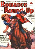 Romance Round-Up (1936-1940 Periodical House) Pulp Vol. 2 #4