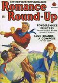 Romance Round-Up (1936-1940 Periodical House) Pulp Vol. 4 #3