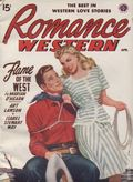 Romance Western (1948-1951 New Publications) Pulp Vol. 1 #1