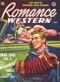 Romance Western (1948-1951 New Publications) Pulp Vol. 1 #2