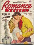 Romance Western (1948-1951 New Publications) Pulp Vol. 1 #3
