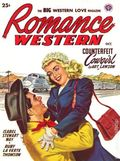 Romance Western (1948-1951 New Publications) Pulp Vol. 1 #4