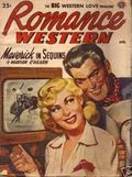 Romance Western (1948-1951 New Publications) Pulp Vol. 2 #3