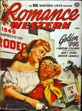 Romance Western (1948-1951 New Publications) Pulp Vol. 3 #1