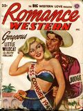 Romance Western (1948-1951 New Publications) Pulp Vol. 3 #3