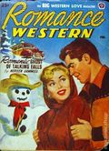 Romance Western (1948-1951 New Publications) Pulp Vol. 3 #4