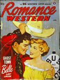 Romance Western (1948-1951 New Publications) Pulp Vol. 4 #1