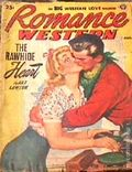 Romance Western (1948-1951 New Publications) Pulp Vol. 4 #3