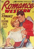 Romance Western (1948-1951 New Publications) Pulp Vol. 4 #4