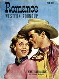 Romance Western (1948-1951 New Publications) Pulp Vol. 5 #1