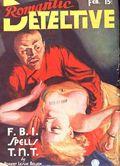Romantic Detective (1938-1939 Trojan Publishing) Pulp Vol. 1 #1