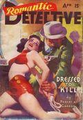 Romantic Detective (1938-1939 Trojan Publishing) Pulp Vol. 1 #2