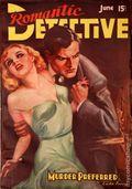 Romantic Detective (1938-1939 Trojan Publishing) Pulp Vol. 1 #3