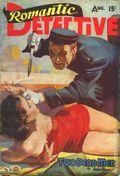 Romantic Detective (1938-1939 Trojan Publishing) Pulp Vol. 1 #4
