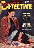Romantic Detective (1938-1939 Trojan Publishing) Pulp Vol. 1 #5