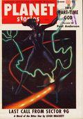 Planet Stories (1939-1955 Fiction House) Pulp Vol. 6 #11