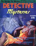 Detective and Murder Mysteries (1936-1938 Harold Hersey) Pulp 1st Series Vol. 1 #9