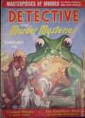 Detective and Murder Mysteries (1936-1938 Harold Hersey) Pulp 1st Series Vol. 2 #1