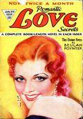 Romantic Love Secrets Magazine (1933-1934 Graham Publications, Inc.) Pulp Vol. 3 #2