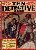 Ten Detective Aces (1933-1949 Ace Magazines) Pulp Vol. 36 #3