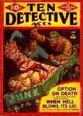 Ten Detective Aces (1933-1949 Ace Magazines) Pulp Vol. 39 #1