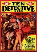 Ten Detective Aces (1933-1949 Ace Magazines) Pulp Vol. 40 #1