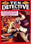 Ten Detective Aces (1933-1949 Ace Magazines) Pulp Vol. 47 #1