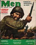 Men Magazine (1952-1982) Zenith Publishing Corp. Vol. 1 #1