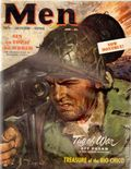 Men Magazine (1952-1982) Zenith Publishing Corp. Vol. 1 #3