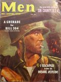 Men Magazine (1952-1982) Zenith Publishing Corp. Vol. 1 #5