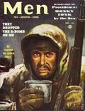 Men Magazine (1952-1982) Zenith Publishing Corp. Vol. 1 #8