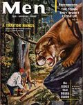Men Magazine (1952-1982) Zenith Publishing Corp. Vol. 1 #9