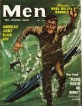 Men Magazine (1952-1982) Zenith Publishing Corp. Vol. 2 #2