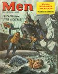 Men Magazine (1952-1982) Zenith Publishing Corp. Vol. 2 #3