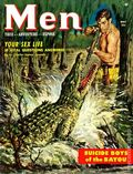 Men Magazine (1952-1982 Zenith Publishing Corp.) Pulp Vol. 2 #5