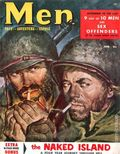Men Magazine (1952-1982) Zenith Publishing Corp. Vol. 2 #6
