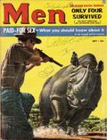 Men Magazine (1952-1982) Zenith Publishing Corp. Vol. 2 #9