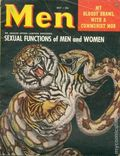 Men Magazine (1952-1982) Zenith Publishing Corp. Vol. 2 #10