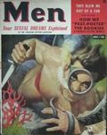 Men Magazine (1952-1982) Zenith Publishing Corp. Vol. 2 #11