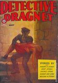 Detective-Dragnet Magazine (1930-1932 Magazine Publishers) Pulp Vol. 5 #4
