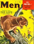 Men Magazine (1952-1982) Zenith Publishing Corp. Vol. 3 #1