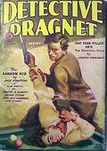Detective-Dragnet Magazine (1930-1932 Magazine Publishers) Pulp Vol. 6 #2