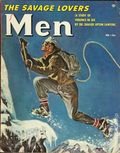 Men Magazine (1952-1982) Zenith Publishing Corp. Vol. 3 #2