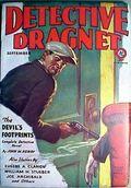 Detective-Dragnet Magazine (1930-1932 Magazine Publishers) Pulp Vol. 6 #3