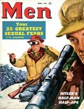 Men Magazine (1952-1982) Zenith Publishing Corp. Vol. 3 #3
