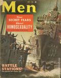 Men Magazine (1952-1982) Zenith Publishing Corp. Vol. 3 #4