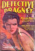 Detective-Dragnet Magazine (1930-1932 Magazine Publishers) Pulp Vol. 7 #2